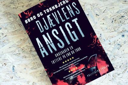 Boganmeldelse - Djævlens Ansigt af Øbro & Tornbjerg
