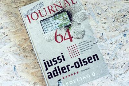 Boganmeldelse - Journal 64 af Jussi Adler Olsen