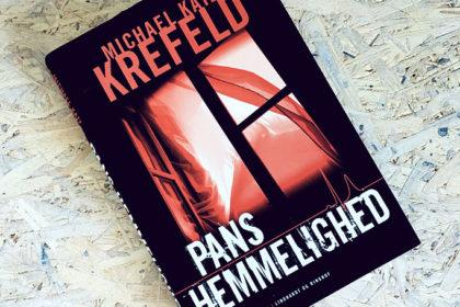 Boganmeldelse - Pans Hemmelighed af Michael Katz Krefeld