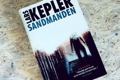 Boganmeldelse - Sandmanden af Lars Kepler