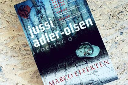 Boganmeldelse - Marco Effekten af Jussi Adler Olsen
