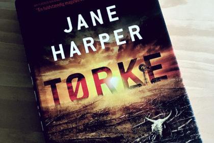 Boganmeldelse - Tørke af Jane Harper