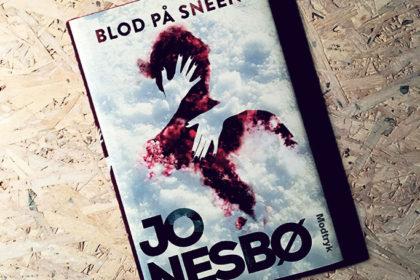 Boganmeldelse - Blod på sneen af Jo Nesbø