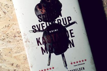 Boganmeldelse - Kastanjemanden af Søren Sveistrup