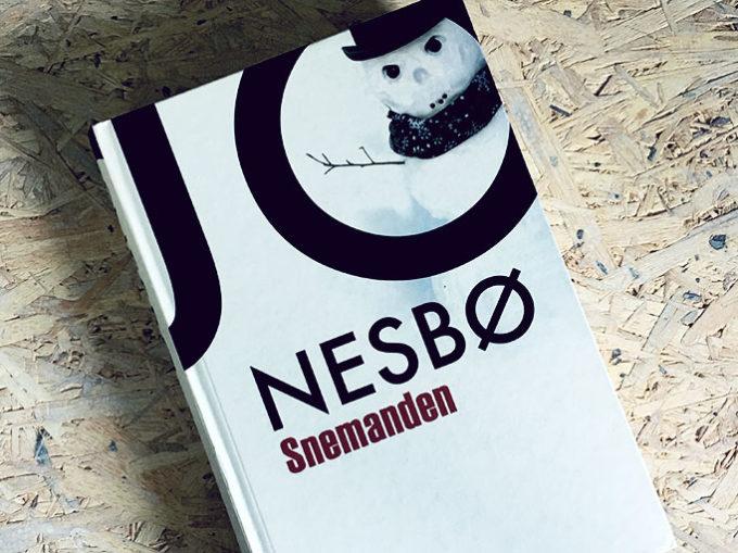 Boganmeldelse - Snemanden af Jo Nesbø