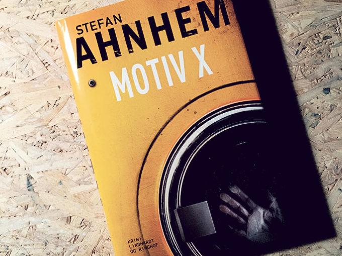 Boganmeldelse - Motiv X af Stefan Ahnhem