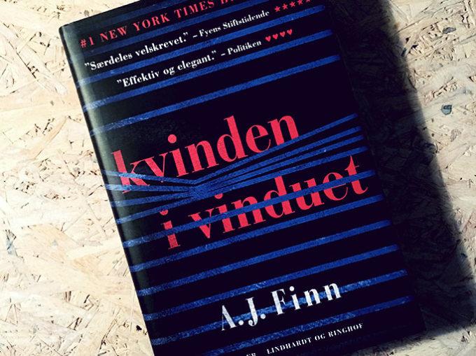 Boganmeldelse - Kvinden i vinduet af A. J. Finn