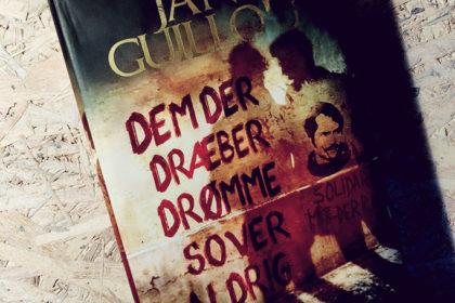 Boganmeldelse - Dem der dræber drømme sover aldrig af Jan Guillou