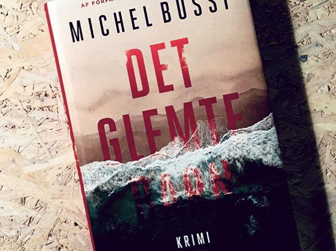 Boganmeldelse - Det glemte barn af Michel Bussi