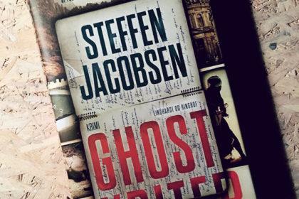 Boganmeldelse - Ghostwriter