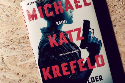 Boganmeldelse - Mørket Kalder af Michael Katz Krefeld