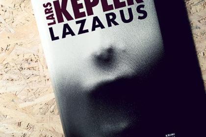 Boganmeldelse - Lazarus af Lars Kepler