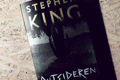 Boganmeldse - Outsideren af Stephen King