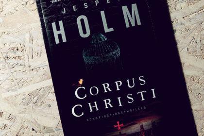Boganmeldelse - Corpus Christi af Jesper Holm