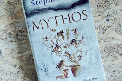 Boganmeldelse - Mythos af Stephen Fry