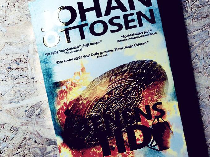 Boganmeldelse - Stenens tid af Johan Ottosen