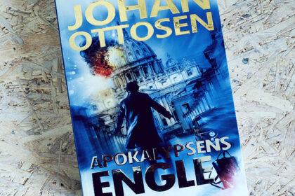 Boganmeldelse - Apokalypsens engle af Johan Ottosen