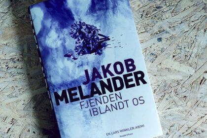 Boganmeldelse - Fjenden iblandt os af Jakob Melander