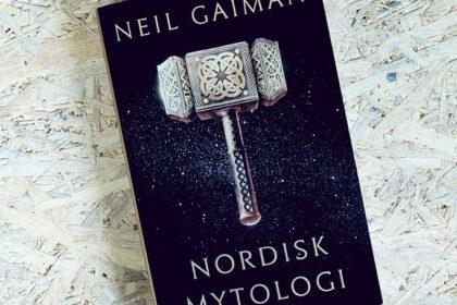 Boganmeldelse - Nordisk mytologi af Neil Gaiman