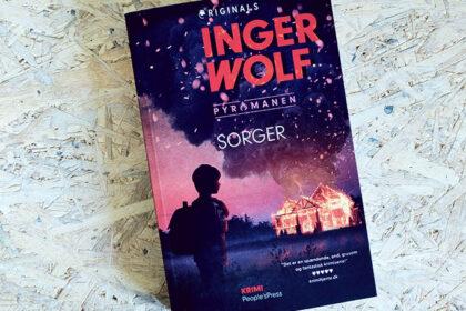 Boganmeldelse - Sorger af Inger Wolf