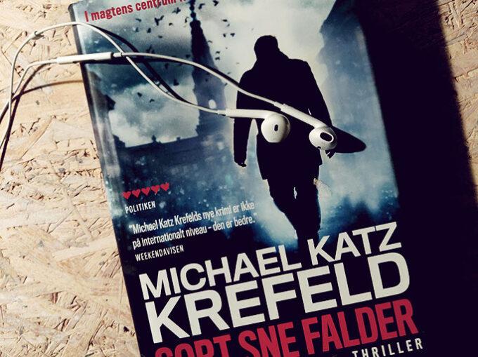 Boganmeldelse - Sort sne falder af Michael Katz Krefeld
