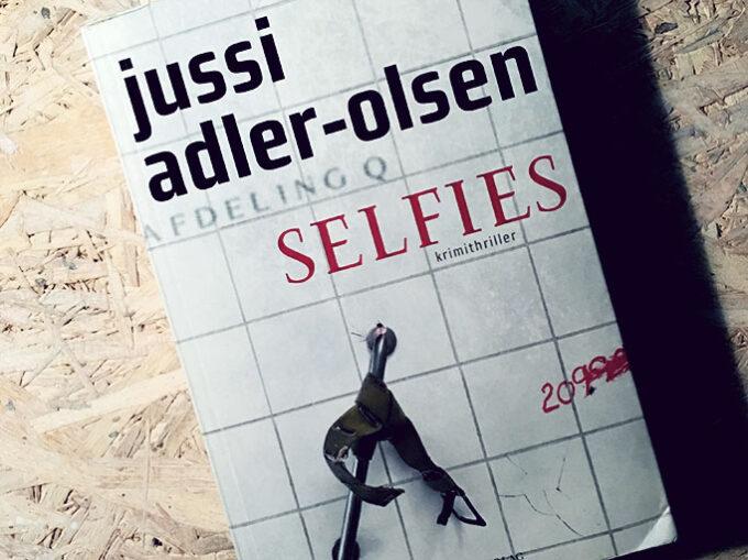 Boganmeldelse - Selfies af Jussi Adler Olsen