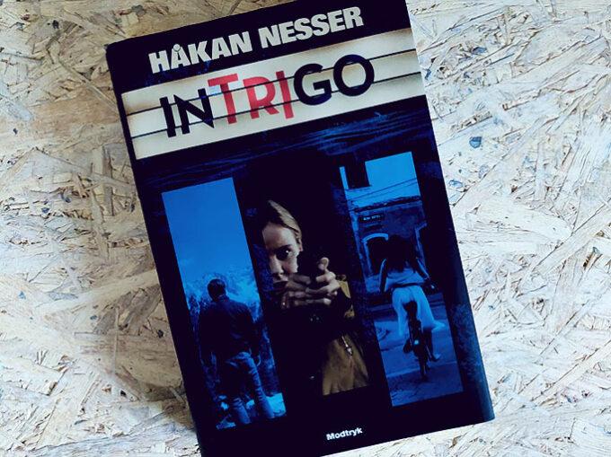 Boganmeldelse - Intrigo af Håkan Nesser