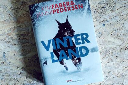 Boganmeldelse - Vinterland af Kim Faber og Janni Pedersen