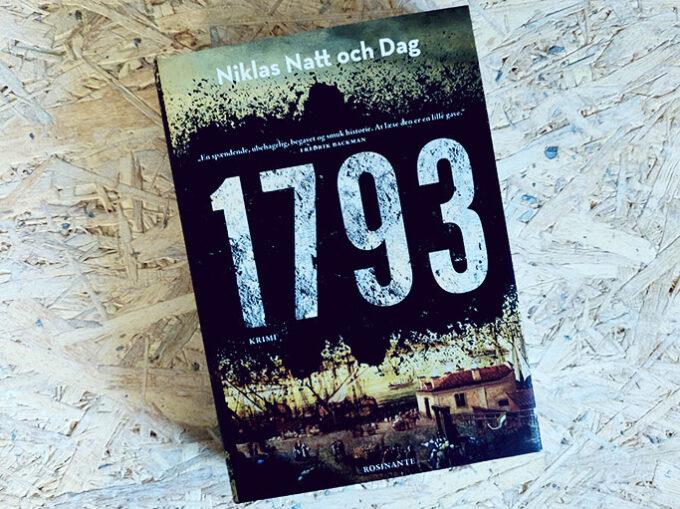 Boganmeldelse - 1793 af Niklas Natt och Dag