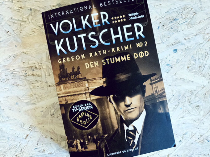 Boganmeldelse - Den stumme død af Volker Kutscher
