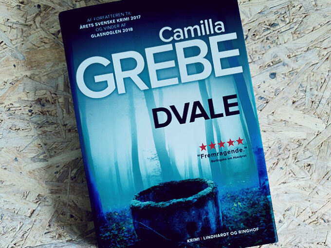 Boganmeldelse - Dvale af Camilla Grebe