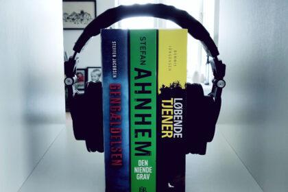 Her kan du høre en gratis lydbog
