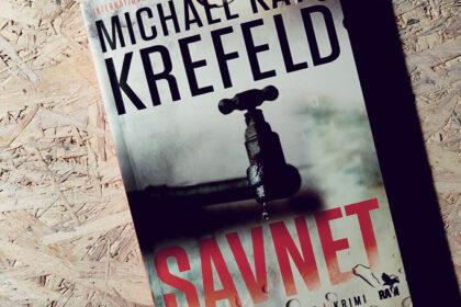 Boganmeldelse - Savnet af Michael Katz Krefeld