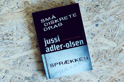 Boganmeldelse - Små diskrete drab / Sprækken af Jussi Adler-Olsen