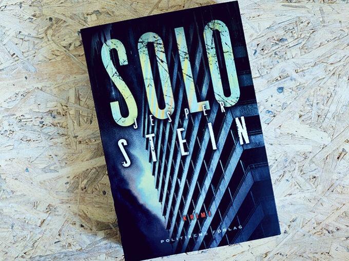 Boganmeldelse - Solo af Jesper Stein