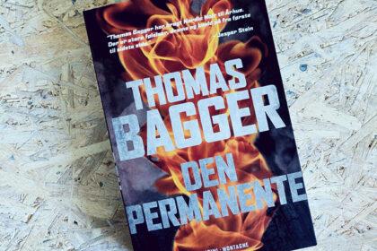 Boganmeldelse - Den permanente af Thomas Bagger