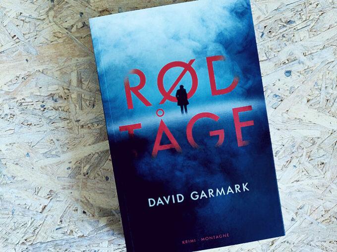 Boganmeldelse - Rød tåge af David Garmark