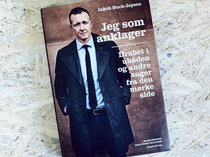 Boganmeldelse - Jeg som anklager af Jakob Buch-Jepsen