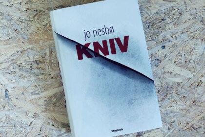 Boganmeldelse - Kniv af Jo Nesbø