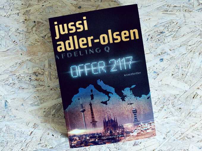 Boganmeldelse - Offer 2117 af Jussi Adler-Olsen