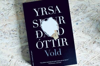 Boganmeldelse - Vold af Yrsa Sigurdardóttir
