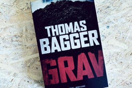 Boganmeldelse - Grav af Thomas Bagger