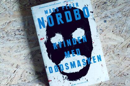 Boganmeldelse - Kvinden med dødsmasken af Mads Peder Nordbo