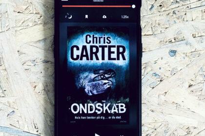 Boganmeldelse - Ondskab af Chris Carter