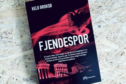 Boganmeldelse - Fjendespor af Keld Broksø