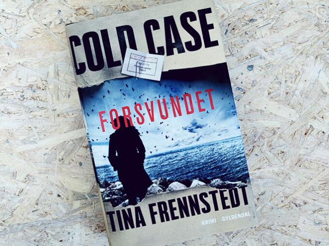 Boganmeldelse - Forsvundet af Tina Frennstedt