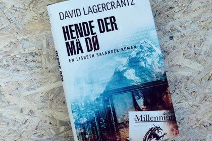 Boganmeldelse - Hende der må dø af David Lagercrantz