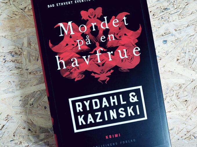 Boganmeldelse - Mordet på en havfrue af Rydahl og Kazinski