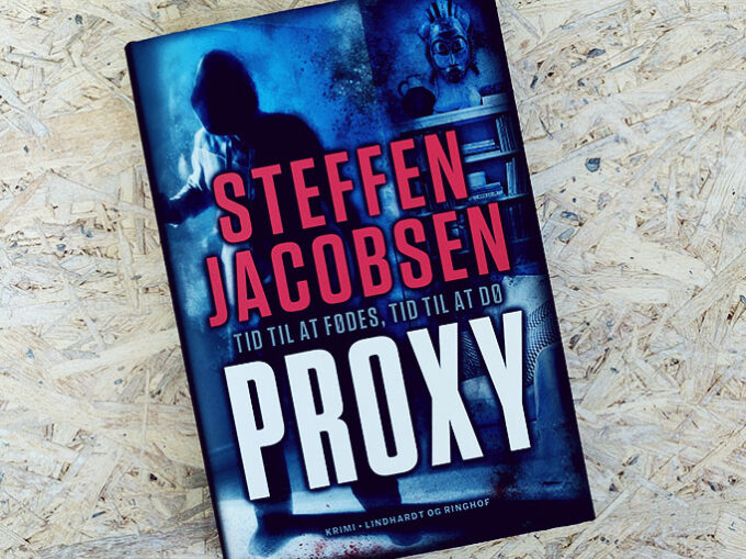 Boganmeldelse - Proxy af Steffen Jacobsen