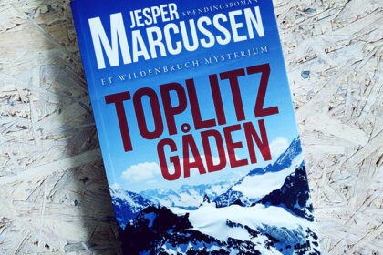 Boganmeldelse - Toplitzgåden af Jesper Marcussen